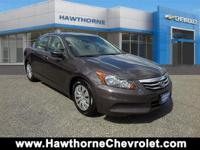 2012 Honda Accord LX sedan presented in Dark Amber