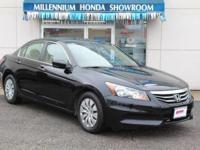 This  Accord Sdn LX is Priced Below the KBB Fair Market
