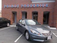 Score a deal on this 2012 Honda Accord Sdn LX while we