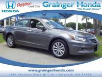 CARFAX 1-Owner, GREAT MILES 18,061! EX trim. EPA 30 MPG