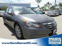 CARFAX ONE OWNER!!! Talk about a deal! The Honda - West