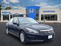 2012 Honda Accord Sdn 4dr Car LX Our Location is: