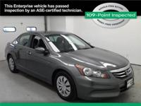 2012 Honda Accord Sdn 4dr I4 Auto LX Our Location is: