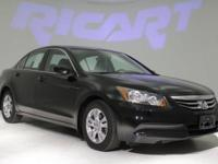 2012 Honda Accord SE, MotorTrend Certified, and One