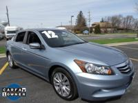 Safe and reliable, this pre-owned 2012 Honda Accord Sdn