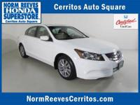 2012 HONDA Accord Sdn Sedan 4dr I4 Auto EX-L Our