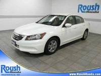 STOP!! LOOK! 1 owner!! This 2012 Honda Accord recently