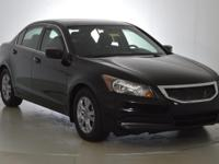 CARFAX One-Owner. Clean CARFAX. This 2012 Honda Accord