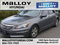 2012 Honda Accord SE Special Edition Polished Metal