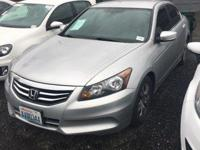 This Accord is nicely equipped with features such as 16