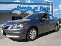 2012 Honda Accord Sedan 4dr Car LX Our Location is: