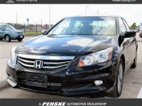 Accord EX-L, 4D Sedan, 3.5L V6 SOHC i-VTEC 24V, 5-Speed