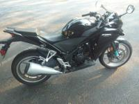 I have a HONDA CBR 250R, year 2012. The bike runs