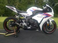 2012 Honda CBR1000RR 20th Anniversary Edition, 3975 one