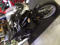 Like new 2012 CBR250. Would make great commuter bike at