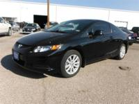 2012 Honda Civic 2dr Coupe EX Our Location is: All