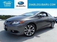 2012 Honda Civic 2dr Coupe Si Our Location is: Lithia