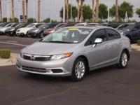 Civic EX, Honda Certified, Polished Metal Metallic,