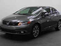 Civic Si, Close-Ratio 6-Speed Manual, CERTIFIED, and