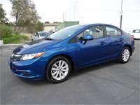 2012 Honda Civic 4dr Sedan EX-L Our Location is: Lithia