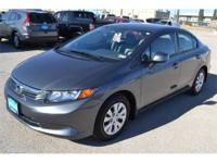 2012 Honda Civic 4dr Sedan LX LX Our Location is: Honda