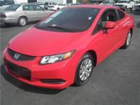 2012 Honda Civic Cpe 2dr Car LX Our Location is: Nelson