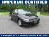 CARFAX 1-Owner. 12000 Mile Warranty! LX trim. CD