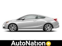 2012 Honda Civic Cpe Our Location is: AutoNation Honda