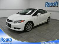This 2012 Honda Civic SI has been reconditioned by one