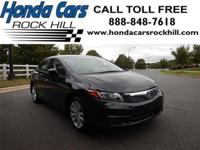THIS IS A HENDRICK CERTIFIED VEHICLE. Crystal Black