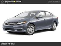 2012 Honda Civic EX For Sale.Features:traction control,