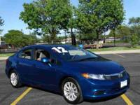2012 Honda Civic EX For Sale.Features:Front Wheel