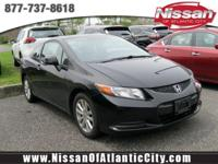 Look at this 2012 Honda Civic Cpe EX. Its Automatic