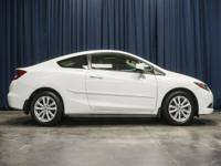 Clean Carfax Coupe with Sunroof!  Options:  Rear