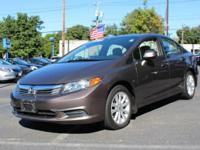 This 2012 Honda Civic Sdn EX is offered to you for sale