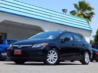 This 2012 Honda Civic Sedan 4dr Say Hello to your next
