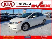 Options:  2012 Honda Civic Ex|Ex 4Dr Sedan|1.8L|4