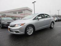 This 2012 Honda Civic Sedan doesn't compromise