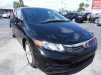 New Arrival! Low miles for a 2012! Bluetooth, Steering