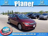 Certified. CARFAX One-Owner. ** SUNROOF/MOONROOF **,