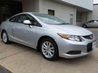 WAS $12,377. EX-L trim. Clean, CARFAX 1-Owner, Honda