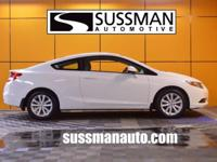 Options:  2012 Honda Civic Ex-L|Marty Sussman Honda Has