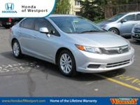 Check out this gently-used 2012 Honda Civic Sdn we