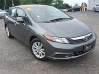 2012 Honda Civic EX-L. Serving the Greencastle,
