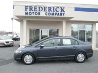 2012 Honda Civic Hybrid Our Location is: AutoNation