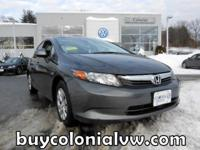 2012 Honda Civic LX Our Location is: Colonial