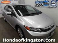 You'll NEVER pay too much at Honda of Kingston! Ready