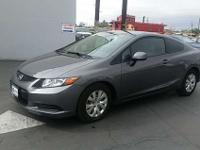 Step into the 2012 Honda Civic! This is a superior