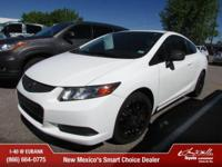 Options:  2012 Honda Civic Lx|Lx 2Dr Coupe 5A|Only