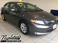 Just Reduced! Recent Arrival! 2012 Honda Civic in Blue,